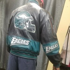 Eagles NFL jacket. Size large